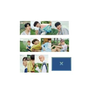 X1 POST CARD 1ST MINI ALBUM PREMIER SHOW-CON グッズ  PRODUCE X 101 ポストカード 公式 グッズ 【レビュー生写真5枚|宅配便】|shop11