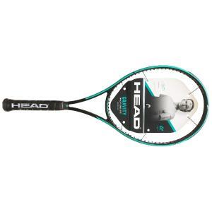 グラフィン 360+ グラビティ MP(Graphene 360+ GRAVITY MP)【ヘッド HEAD テニスラケット】【234229 海外正規品】