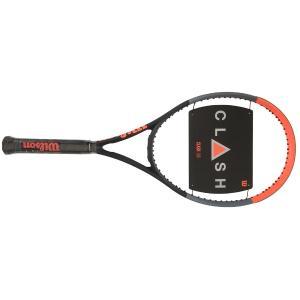 クラッシュ 100 2019 (CLASH 100 2019)【ウィルソン Wilson テニスラケット】【WR005611 海外正規品】