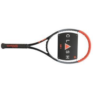 クラッシュ 98 2019 (CLASH 98 2019)【ウィルソン Wilson テニスラケット】【WR008611 海外正規品】