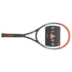 クラッシュ 100L 2019 (CLASH 100L 2019)【ウィルソン Wilson テニスラケット】【WR008711 海外正規品】