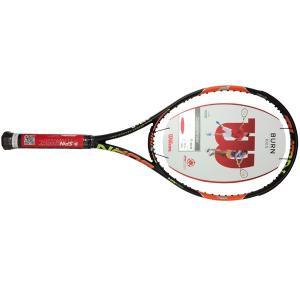 バーン 100S(BURN 100S)【ウィルソン Wilson テニスラケット】【WRT72541 海外正規品】