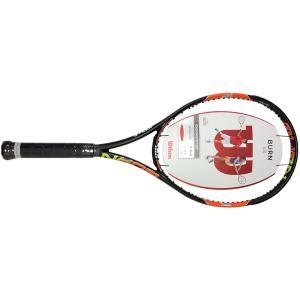 バーン 100(BURN 100)【ウィルソン Wilson テニスラケット】【WRT72701 海外正規品】