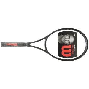 ■訳あり■プロスタッフ RF97 オートグラフ 2019 Black in Black 【ウィルソン Wilson テニスラケット】【WRT73141 海外正規品】