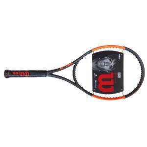 バーン 100S CV (BURN 100S CV)【ウィルソン Wilson テニスラケット】【WRT73421 海外正規品】