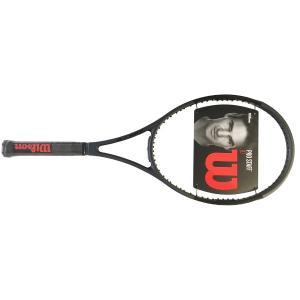 プロスタッフ 97 ブラック【CV非搭載モデル】 (PRO STAFF 97 BLACK)【ウィルソン Wilson テニスラケット】【WRT73901 海外正規品】