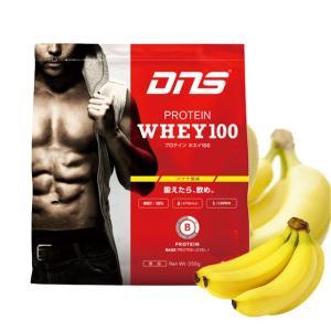 DNS プロテイン ホエイ100 バナナ風味 3,000g