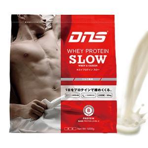 DNS 安い 激安 特価 ホエイプロテイン スロー ミルク風...