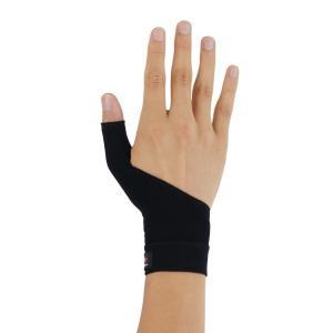 ザムスト 親指 サポーター ボディーメイト Bodymate Thumb ライトスポーツ用 ZAMST 軽い圧迫 保護 ブラック 黒 shop310