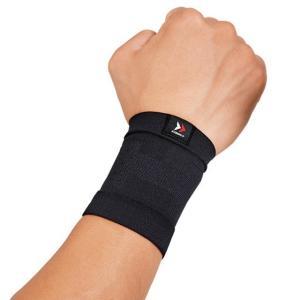 ザムスト 手首 サポーター ボディーメイト Bodymate Wrist ライトスポーツ用 ZAMST 軽い圧迫 保護 ブラック 黒 shop310