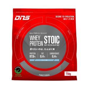 DNS 安い 激安 ホエイプロテイン ストイック プレーン味 750g リニューアル shop310