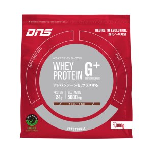 DNS 安い 激安 ホエイプロテイン G+ ジープラス チョコレート風味 1kg 1000g shop310