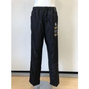アシックス ウインド ブレーカー A77 パデッド パンツ  XAW 419 9090 ブラック ブラック サイズ XXL  現品のみ|shop310
