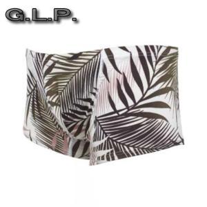 送料無料お試し商品 G.L.P.ローライズボクサー プリントD-9|shop828