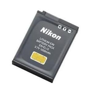 【日本版 / 純正】Nikon ニコン EN-EL12 メーカー純正 国内向け バッテリー 送料無料...
