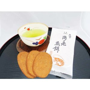 天草小唄海老煎餅 5号(3枚×12袋)天草産直便 せんべい ギフト shopamakusa