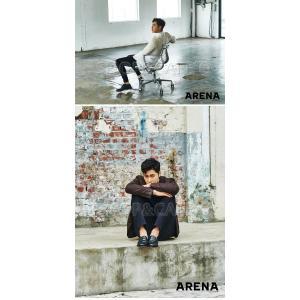 1+1ARENA3月号(2014) /ARENA 6月号 (2017) 表紙,画報,インタビュー : TVXQ UKNOW +ARENA3月号(2014)/ 初回ポスター終了/即日発送|shopandcafeo|02