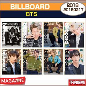 Billboard (週間(米国版)) 20180217 表紙,画報 : BTS /日本国内発送 / 1次予約|shopandcafeo