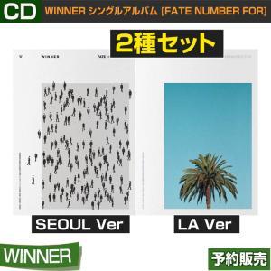 2種セット/WINNER SINGLE ALBUM [FATE NUMBER FOR]/ポスター終了/2次/特典DVD終了|shopandcafeo
