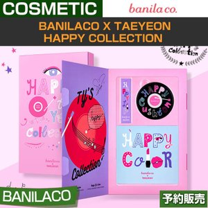 HAPPY COLLECTION [BANILACO x TAEYEON] /日本国内発送/1次予約|shopandcafeo