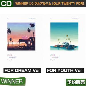 2種選択/WINNER シングルアルバム [OUR TWENTY FOR] / 韓国音楽チャート反映 /日本国内発送/和訳つき/2次予約/初回ポスター終了|shopandcafeo