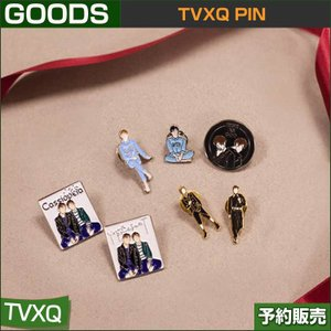 TVXQ PIN (RISE AS GOD PIN/YOUR PRESENT PIN) / SUM DDP ARTIUM SM 日本国内配送/1次予約 shopandcafeo