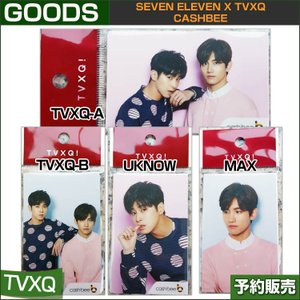 TVXQ CASHBEE 交通カード / SEVEN ELEVENコンビニ 日本国内配送/当日配送|shopandcafeo