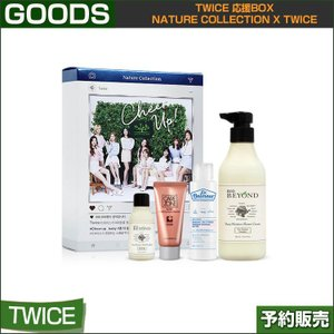 TWICE 応援box / Nature Collection X twice / 写真集つき /1次予約|shopandcafeo
