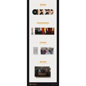INFINITE 正規3集 [TOP SEED] /韓国音楽チャート反映/日本国内発送/2次予約/初回限定ポスター丸めて発送/特典DVD終了|shopandcafeo|03
