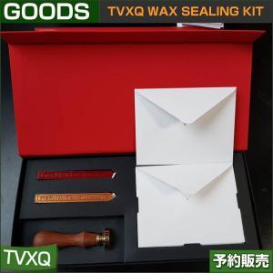 TVXQ WAX SEALING KIT / SUM / DDP / ARTIUM shopandcafeo
