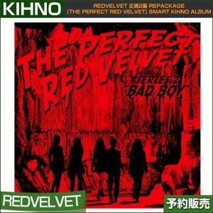 和訳つき/REDVELVET 正規2集 REPACKAGE [THE PERFECT RED VELVET] SMART KIHNO ALBUM/韓国音楽チャート反映/日本国内発送/1次予約|shopandcafeo