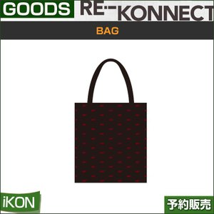 BAG / iKON return 2018 PRIVATE STAGE [RE-KONNECT] MD shopandcafeo
