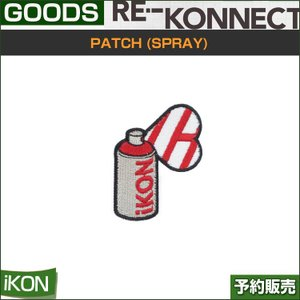 PATCH (SPRAY) / iKON return 2018 PRIVATE STAGE [RE-KONNECT] MD|shopandcafeo