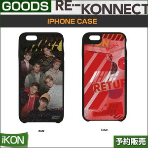 HOLOGRAM PHONE CASE / iKON 2018 PRIVATE STAGE [RE-KONNECT] MD /1次予約|shopandcafeo