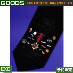 EXO HISTORY HANGING FLAG / SM SUM ARTIUM DDP /1次予約|shopandcafeo
