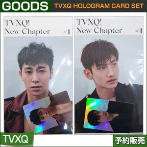 TVXQ HOLOGRAM CARD SET / SUM DDP ARTIUM /日本国内配送/1次予約|shopandcafeo