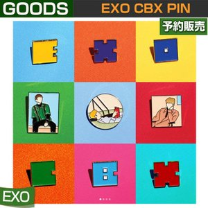 EXO CBX PIN  / SUM DDP /1次予約|shopandcafeo
