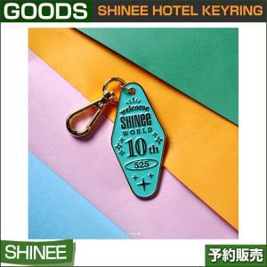 SHINee HOTEL KEYRING / 10th Anniversary / SUM DDP ARTIUM /1次予約|shopandcafeo