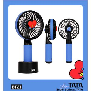 BT21 HANDY FAN 扇風機 防弾少年団  BTS ハンディーファン|shopandcafeo|11