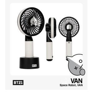 BT21 HANDY FAN 扇風機 防弾少年団  BTS ハンディーファン|shopandcafeo|12
