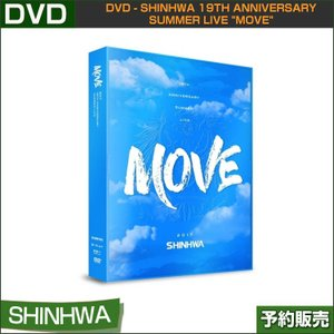 DVD - SHINHWA 19TH ANNIVERSARY SUMMER LIVE [MOVE] (CODE ALL) /1次予約|shopandcafeo