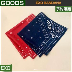 EXO BANDANA / SUM DDP / 1807exo /1次予約