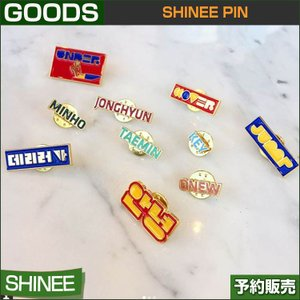 SHINee PIN / SUM DDP / 1807shinee /1次予約|shopandcafeo