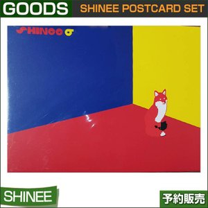 SHINee POSTCARD SET / SUM DDP / 1807SHINEE /1次予約|shopandcafeo