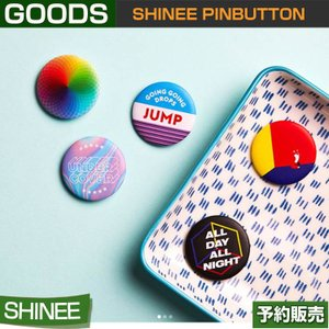 SHINEE PINBUTTON / SUM DDP / 1807SHINEE /1次予約/送料無料/ ゆパケット追跡可能|shopandcafeo