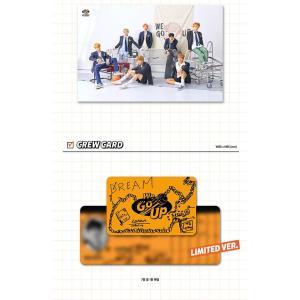 NCT DREAM ミニ2集 [We Go Up] / 韓国音楽チャート反映/初回限定ポスター終了 / 初回特典CREW CARD終了 /  MV DVD終了 / 2次予約|shopandcafeo|04