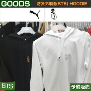 防弾少年団(BTS) HOODIE / PUMA BASKET MADE BY BTS /1次予約/送料無料|shopandcafeo