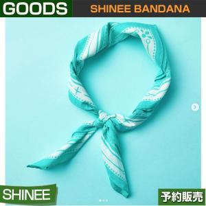 SHINee BANDANA / SUM DDP / 1809shinee /1次予約|shopandcafeo