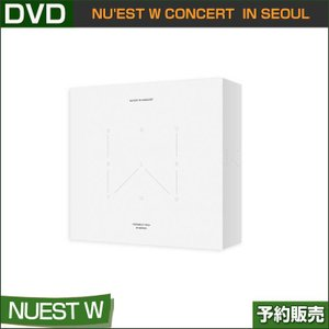 NUEST W DVD - NUEST W CONCERT  IN SEOUL (CODE ALL)/1次予約|shopandcafeo