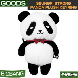 SEUNGRI STRONG PANDA PLUSH KEYRING / YG /1次予約|shopandcafeo